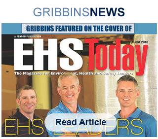 Gribbins Leaders on EHS Today